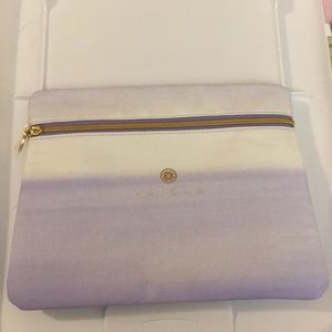 Tatcha make/skincare bag